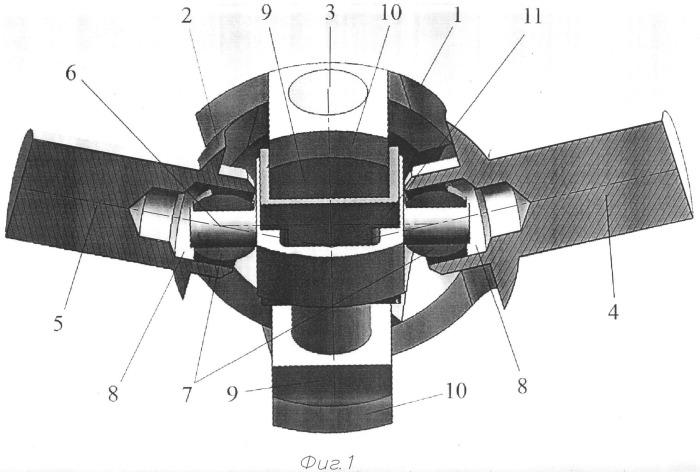 Шарнир равных угловых скоростей