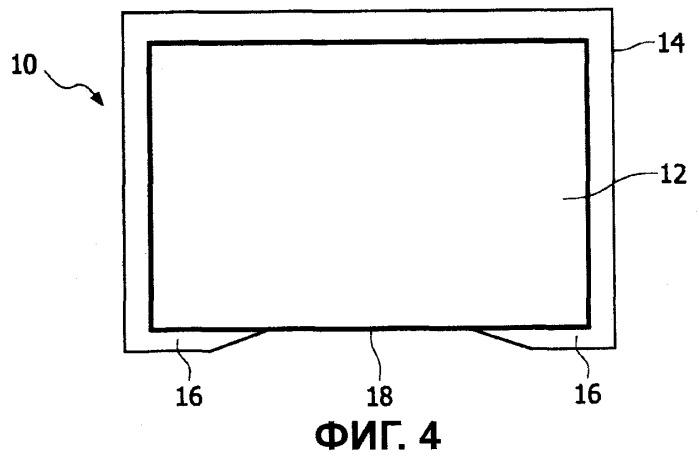 Портативная рентгеновская детекторная пластина с амортизацией удара