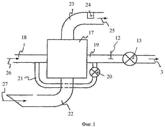 Устройство и способ подачи воздуха для генерации инертного газа и их применение на летательном аппарате