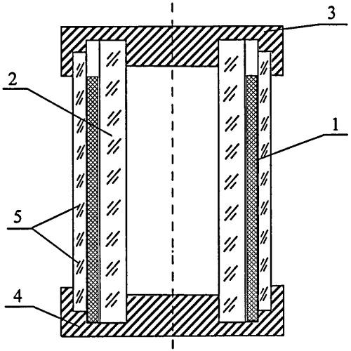 Способ измерения коэффициента термического расширения пленочных образцов