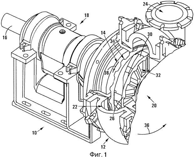 Рабочее колесо для центробежного насоса и содержащий его центробежный насос