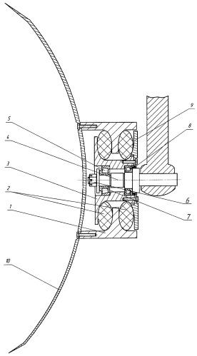 Дисковый корпус почвообрабатывающего орудия