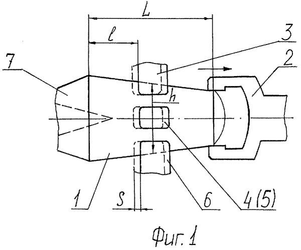 Способ ковки слитков в четырехбойковом ковочном устройстве