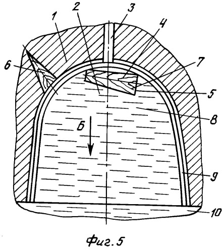 Литейная форма и способ литья