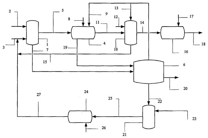 Очистка карбоновых кислот путем комплексообразования с селективными растворителями