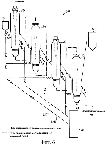 Способ получения расплавленного чугуна и установка для получения расплавленного чугуна
