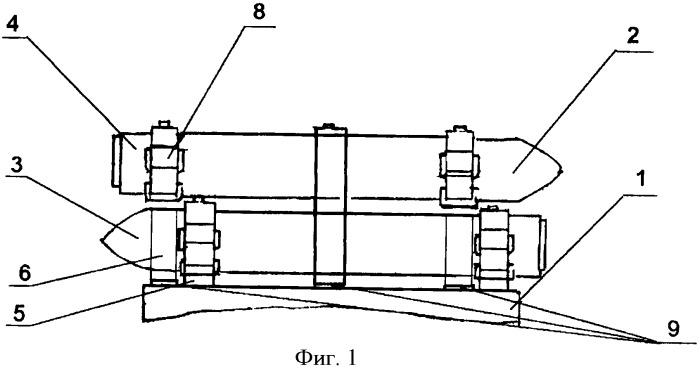 Устройство для испытания боеприпасов на вибропрочность