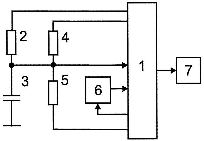 Микроконтроллерное устройство для исследования диэлектрических свойств биологических объектов и изоляционных материалов