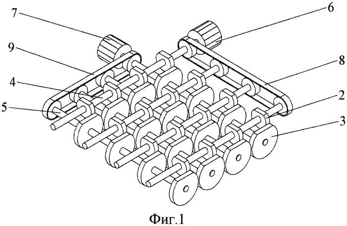 Устройство для перемещения грузов