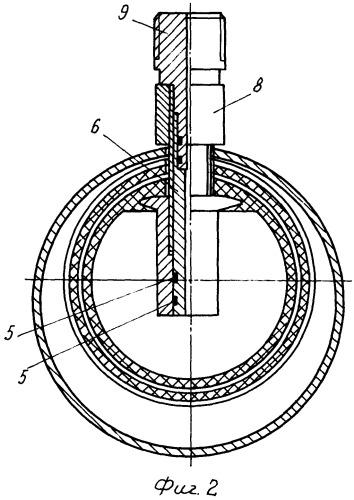 Эластичная оболочка для герметизации трубопроводов