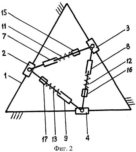 Ползунно-рычажный механизм