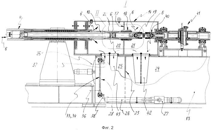 Стенд для испытаний гидравлических забойных двигателей