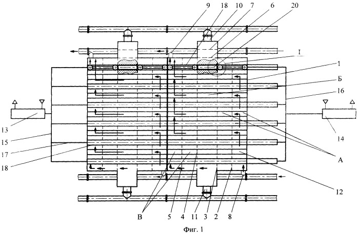 Способ и устройство очистки жидкостей от магнитных включений