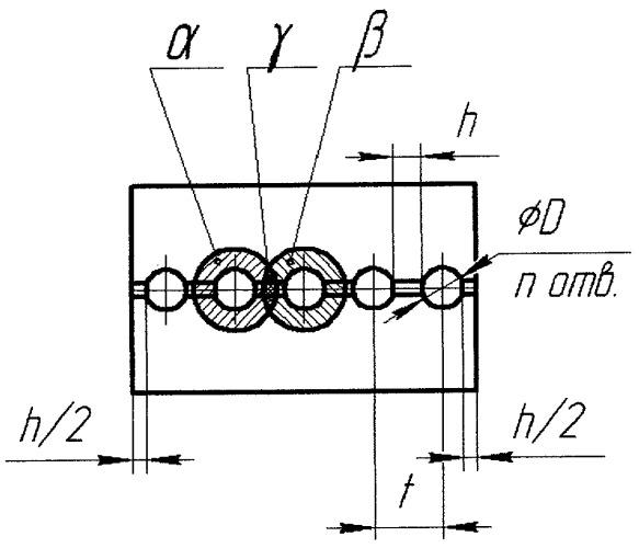 Способ ремонта механизированной сваркой чугунных деталей с трещинами