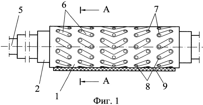 Расправочное устройство для кожевенно-мехового полуфабриката