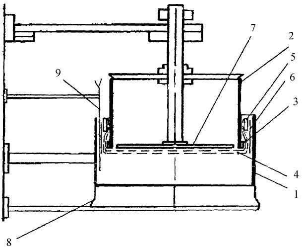 Способ извлечения индия из отходов сплавов, электролит для извлечения индия из отходов сплавов и аппарат для осуществления способа