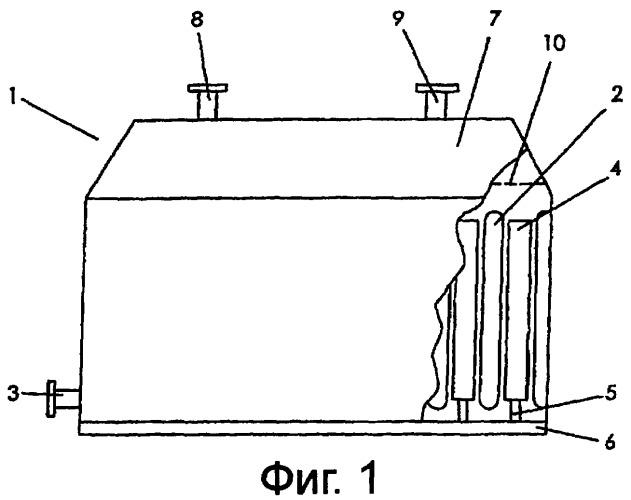 Анод для реакций с выделением газа