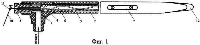 Рапира ткацкого станка