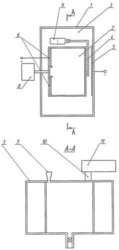 Способ расшлихтовки тканей из хлопчатобумажных волокон и устройство для его осуществления