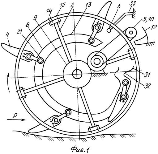 Роторно-механическая самоочищающаяся решетка для сточных вод