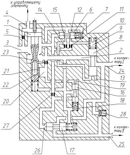 Система автоматического регулирования прямоточного воздушно-реактивного двигателя