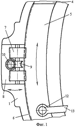 Кулисный механизм (кулиса оленева)