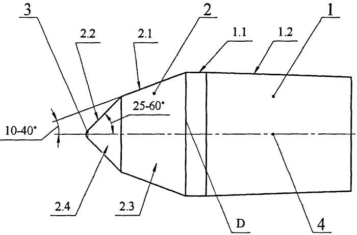 Сердечник бронебойной пули и способ его изготовления