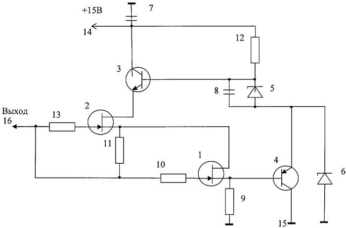 Малошумящий стабилизатор тока с высокой линейностью