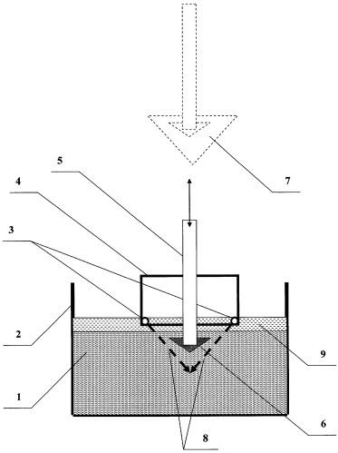 Способ удаления радиоактивного битумного компаунда из битумохранилища
