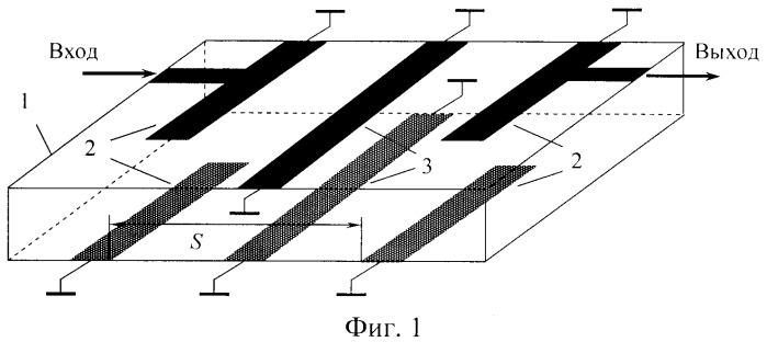 Полосковый фильтр