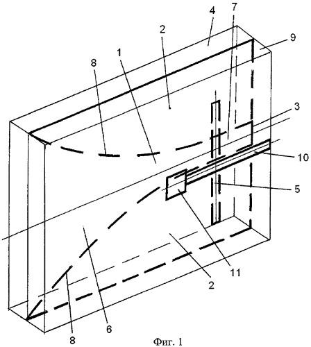 Планарная антенна