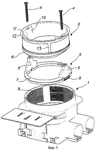 Монтажная или распределительная коробка