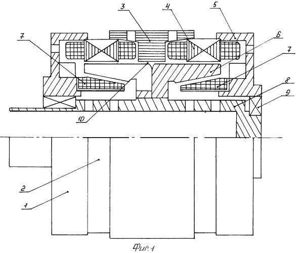 Синхронный индукторный генератор