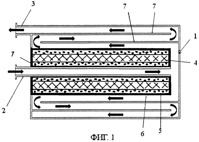 Вихревой индукционный нагреватель и устройство обогрева для помещения