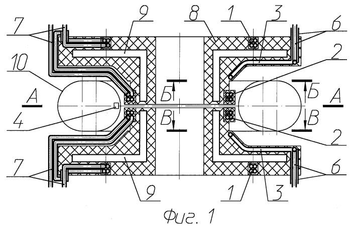 Устройство для сброса пучка ускоренных в бетатроне электронов на мишень