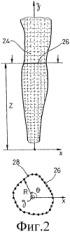 Устройство для формирования полного трехмерного изображения конечности пациента при уменьшенном числе измерений этой конечности