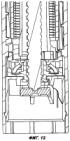 Автоматическое инъекционное устройство с верхним разблокирующим механизмом