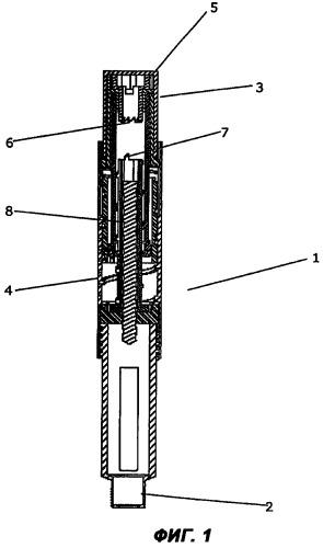 Инъекционное устройство с механизмом обратной связи для сообщения о завершении введения дозы препарата