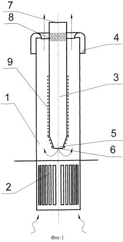 Способ сепарации жидкости из газожидкостного потока