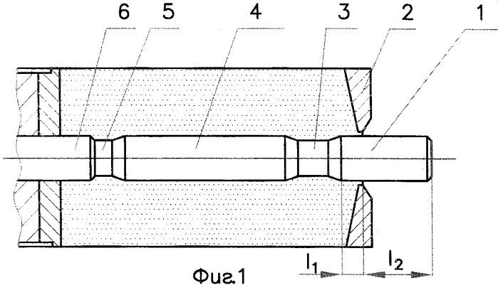 Способ и инструмент для прессования труб с наружными утолщениями