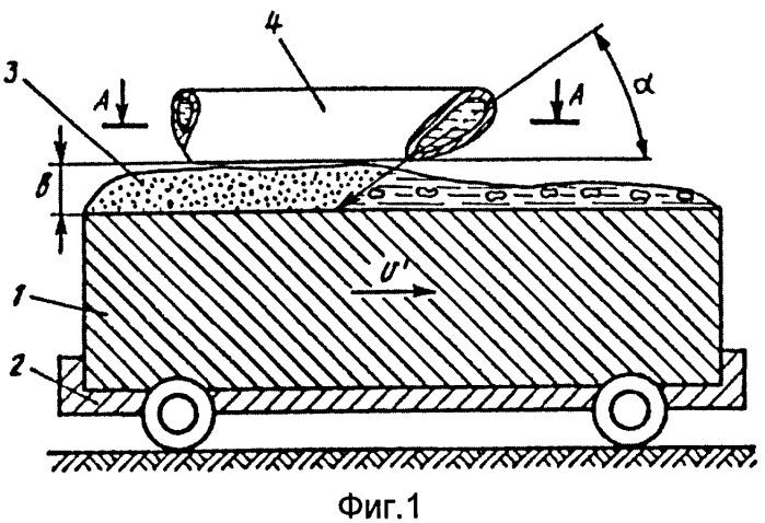 Способ индукционно-металлургического восстановления изношенных поверхностей стальных деталей