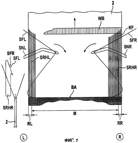 Ременная лента, способ и лентоткацкий станок для ее изготовления