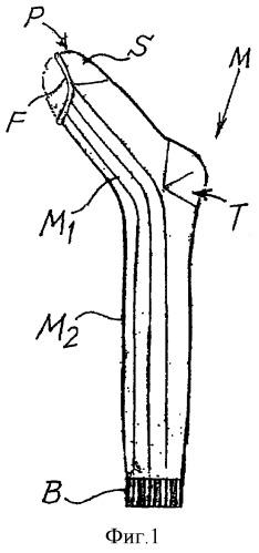 Способ и устройство угловой ориентации вдоль оси трубчатого трикотажного изделия, такого как носок