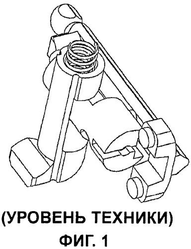Электромеханическое запорное устройство