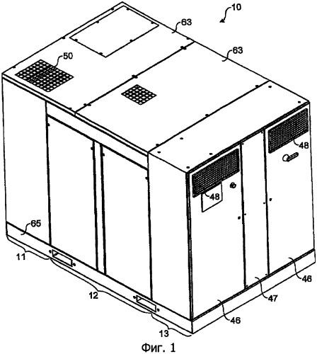 Усовершенствования компрессорных блоков