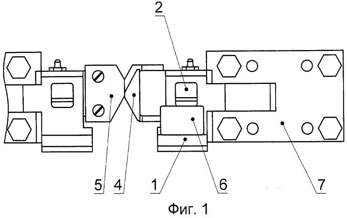 Механизм сцепки ракетно-пушечного комплекса