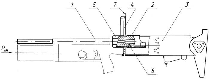 Ствольная коробка стрелкового оружия