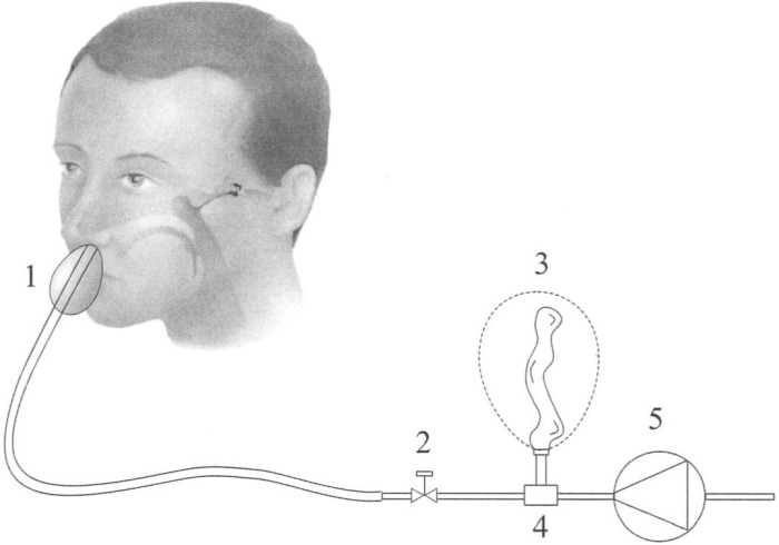 Способ продувания слуховой трубы уха