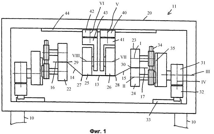 Профилегибочная машина и способ профилирования листового металла