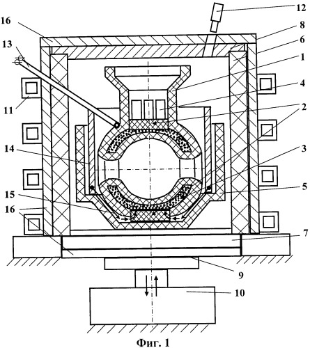 Способ изготовления изделий из композита на основе карбида титана
